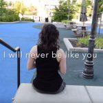 Nigdy nie będę taka jak ty, bo jestem sobą [VIDEO]