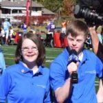 Hannah Atkinson i Connor Long – reporterzy telewizji Denver7