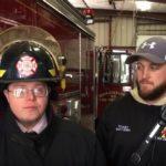 Jak Jason został strażakiem…