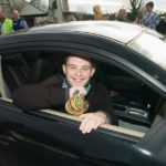 Pierwszy Irlandczyk z zespołem Downa z prawem jazdy