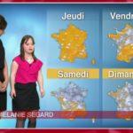 Niezwykła pogodynka [VIDEO]